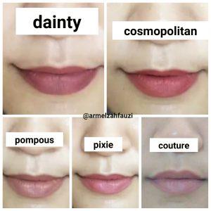 [Review] Lip Cream Make Over
