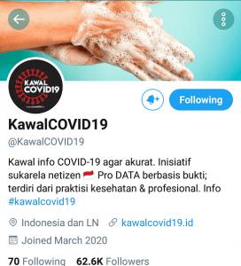 Kawalcovid19