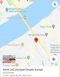 LKC dompet dhuafa Palembang