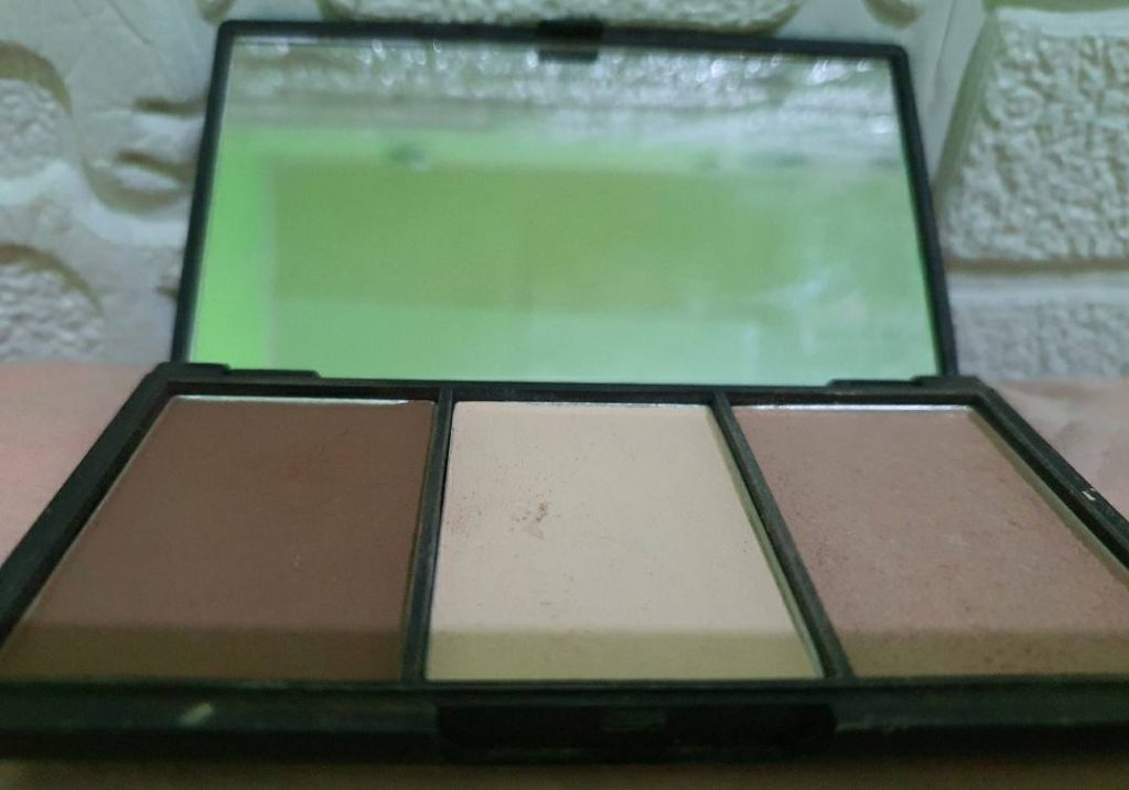Make up kontur
