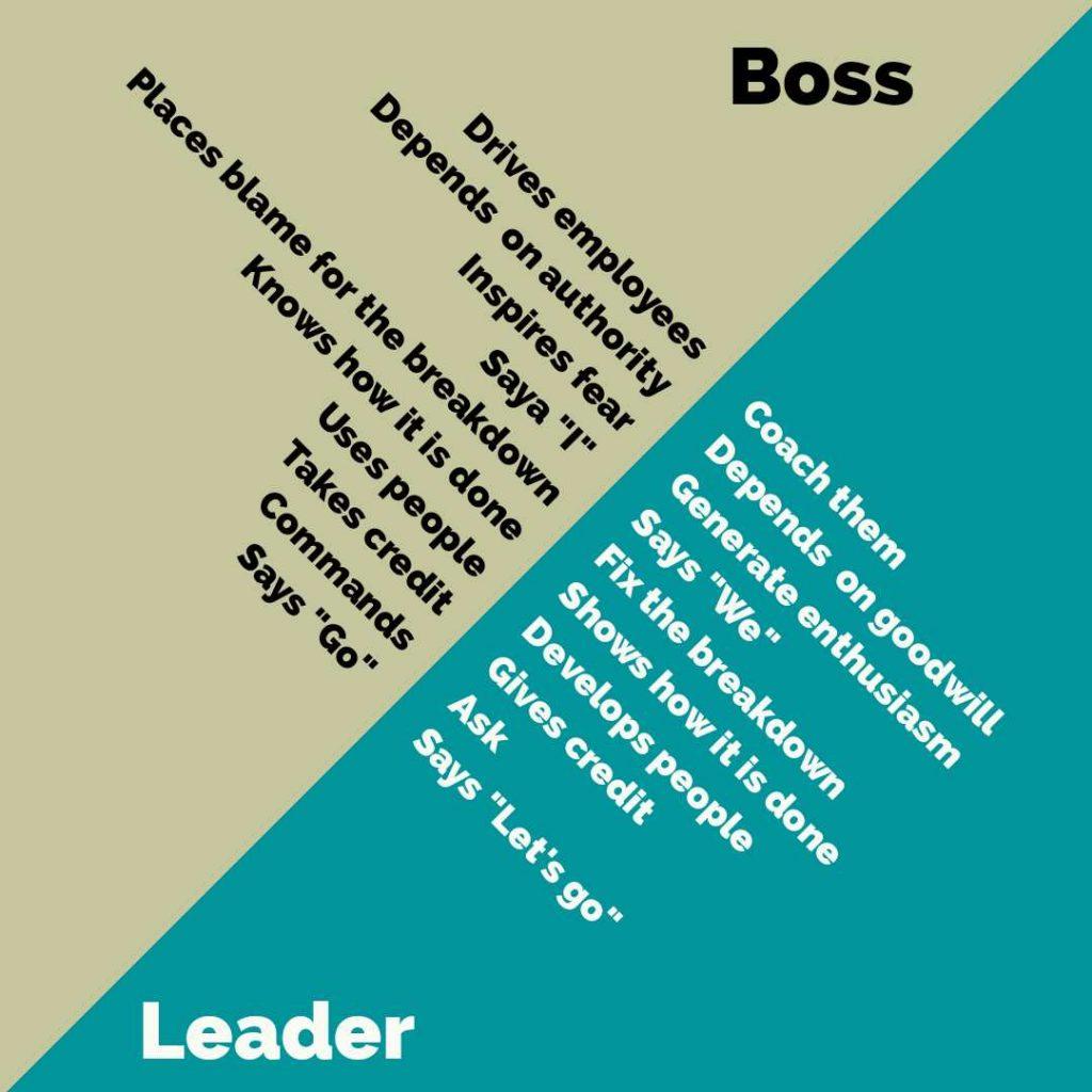 Pemimpin di dunia kerja
